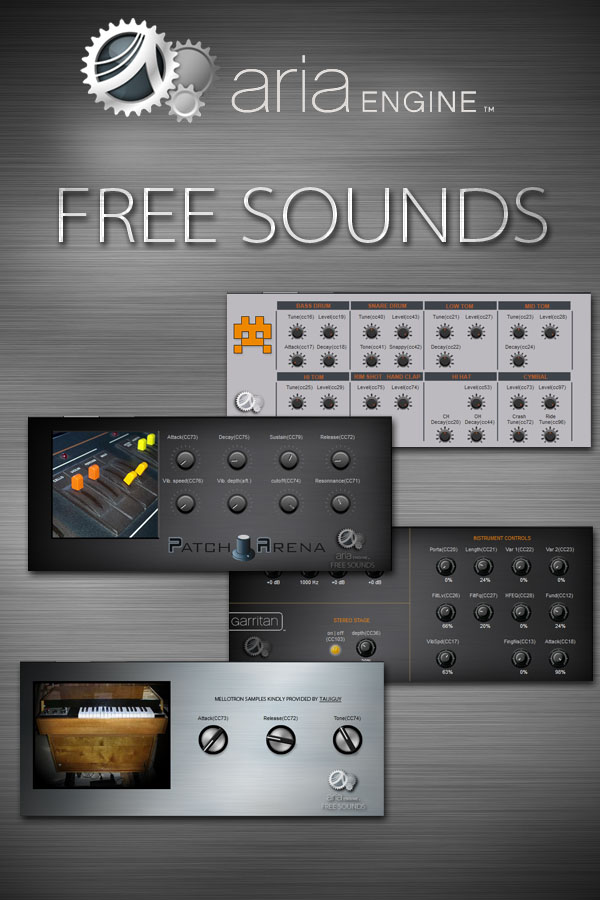 Free Sounds vol.1